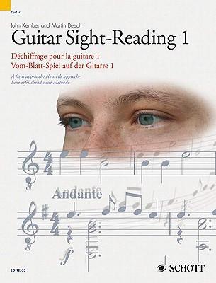 Guitar Sight-Reading 1 By Kember, John/ Beech, Martin